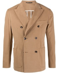 Tonello Double Breasted Fitted Blazer