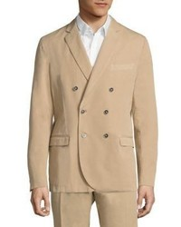 Saks Fifth Avenue X Traiano Collection Stretch Gart Dyed Blazer