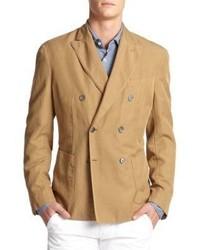 Slowear Chinolino Double Breasted Sportcoat