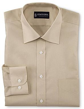 jcpenney stafford easy care broadcloth dress shirt where