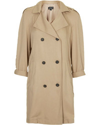 Tan Duster Coat