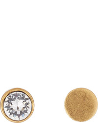 Marc Jacobs Studs With Crystal Embellisht