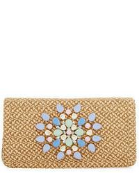 a7a1837b2530 ... Straw Embellished Clutch Bag Eric Javits Devi Straw Embellished Clutch  Bag Out of stock · MICHAEL Michael Kors Michl Michl Kors Rosalie Large  Raffia ...