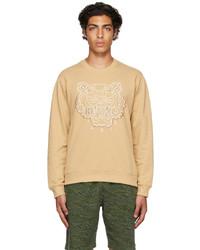 Kenzo Beige Tiger Sweatshirt