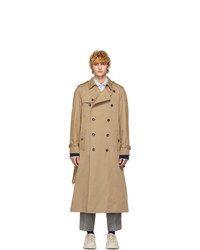 Gucci Beige Chateau Marmont Trench Coat