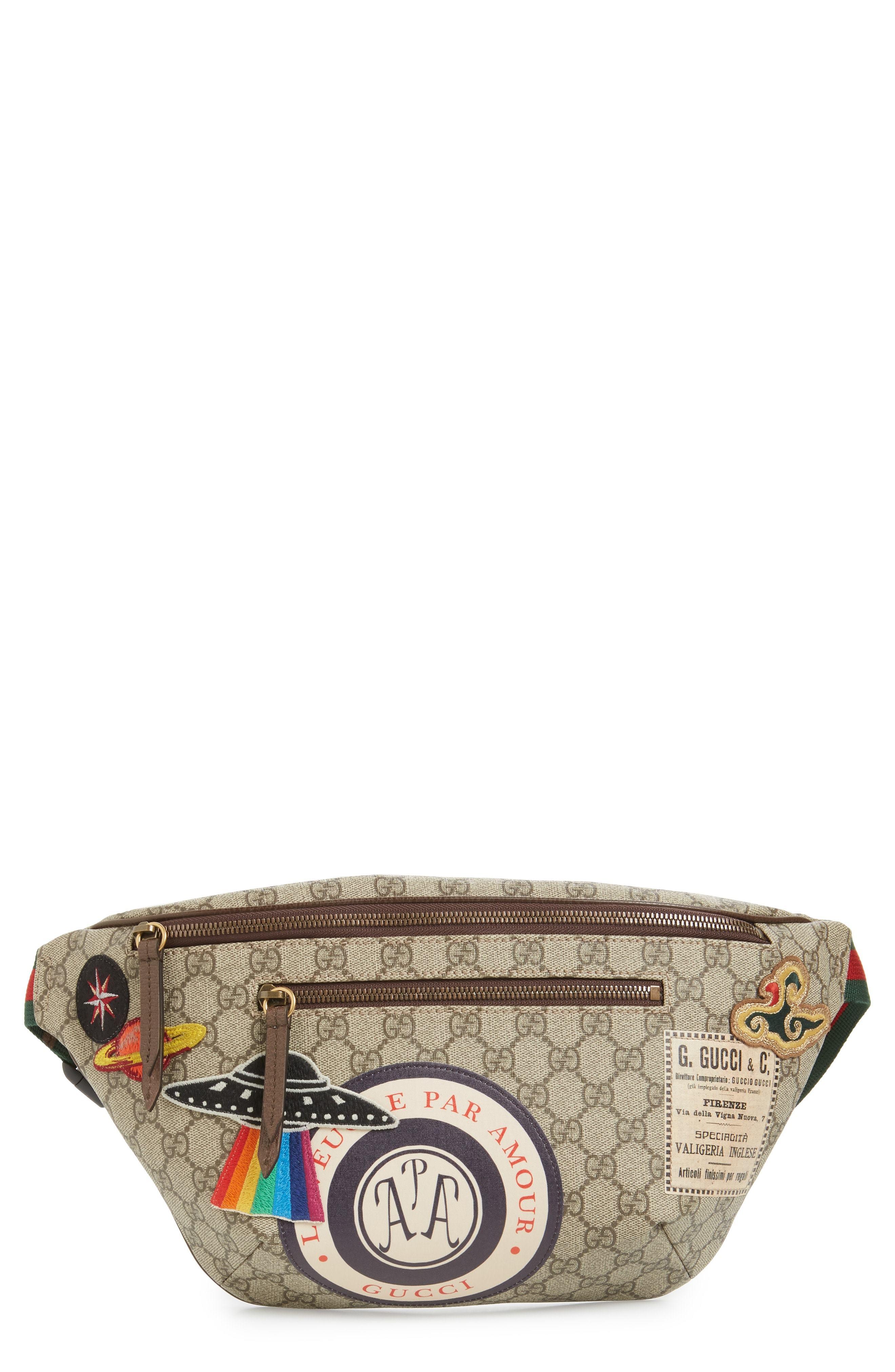 437b3919f97 ... Gucci Gg Supreme Waist Pack