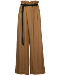High waisted flared trousers medium 4915772