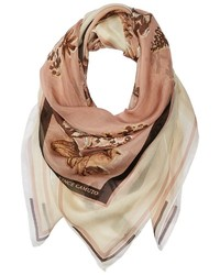 Vince Camuto Romantic Floral Square Scarf Scarves