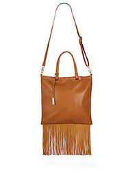Urban Originals Runaway Love Fringed Tote