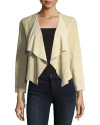 Honey suede fringed jacket medium 4416032