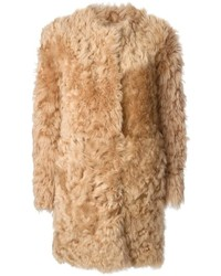 Tan Fur Coat