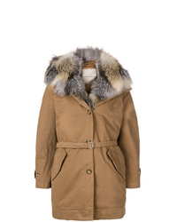 Ermanno Scervino Fur Coat