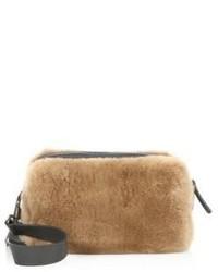 Beaver fur crossbody bag medium 4397019