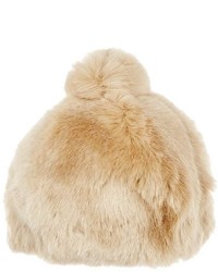 Faux fur beanie medium 6469612