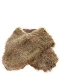 Dorothy Perkins Fox Oversize Faux Fur Stole