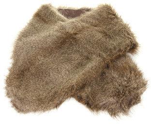 Dorothy Perkins Fox Oversize Faux Fur Stole