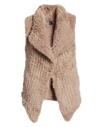 Faux fur vest medium 8686713