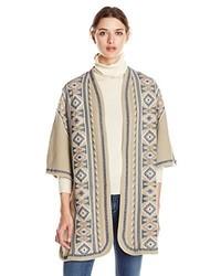 Johnny was tina blanket poncho medium 436686