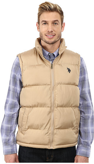 U.S Polo Assn Puff Vest