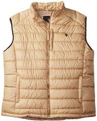 U.S. Polo Assn. Big Tall Small Channel Quilt Puffer Vest
