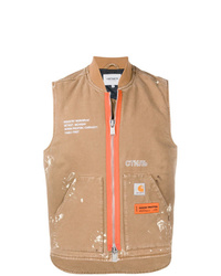 Heron Preston X Carhartt Wip Vest Jacket