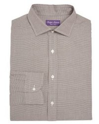 Ralph Lauren Gingham Regular Fit Dress Shirt