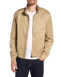 Tan Harrington Jacket