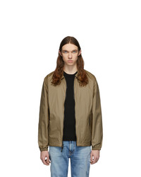 The Very Warm Khaki Harrington Bomber Jacket