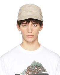 Undercover Beige Linen Brimmed Hat