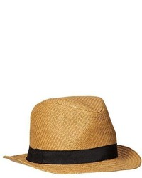 Old Navy Straw Fedora For Boys