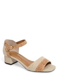 Pebblebeach block heel sandal medium 3996192