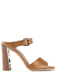 Stella McCartney Hollow Heel Sandal