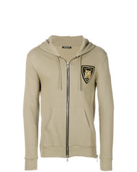 Balmain Shield Zipped Jacket