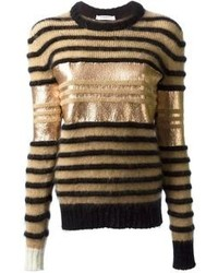 Givenchy striped jumper medium 103009