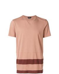 Qasimi Striped T Shirt