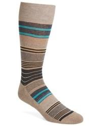 Nordstrom Shop Random Stripe Socks