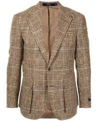 Polo Ralph Lauren Prince Of Wales Pattern Blazer