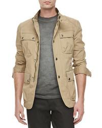 Belstaff Atworth Safari Jacket Tan