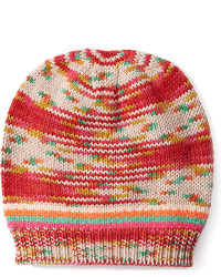 Missoni Cashmere Variegated Knit Beanie