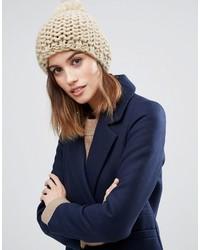 Vila Knitted Beanie Hat