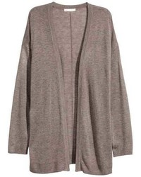 Fine knit cardigan medium 5030702