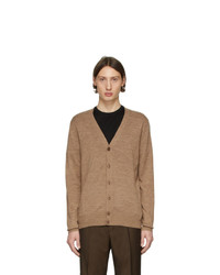 Tiger of Sweden Tan Navid Cardigan