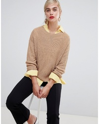 Stradivarius Basic Knitted Jumper