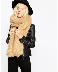 Asos Collection Oversized Ultra Fluffy Scarf