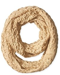 Nine West Chunky Zig Zag Knit Infinity