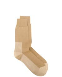 Marni Tonal Colour Block Socks