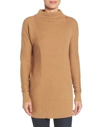 Tan Knit Tunic