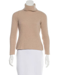Gucci Cashmere Turtleneck Sweater