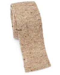 Cashmere wool knit tie medium 3763137