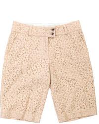 Lace bermuda shorts medium 273954